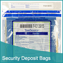 Security Deposit Bags